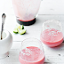 | Strawberry banana & coconut smoothie