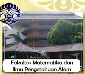 Fakultas Matematika dan Ilmu Pengetahuan Alam Universitas Indonesia, FMIPA UI