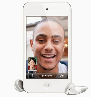 iPod 4 Calling