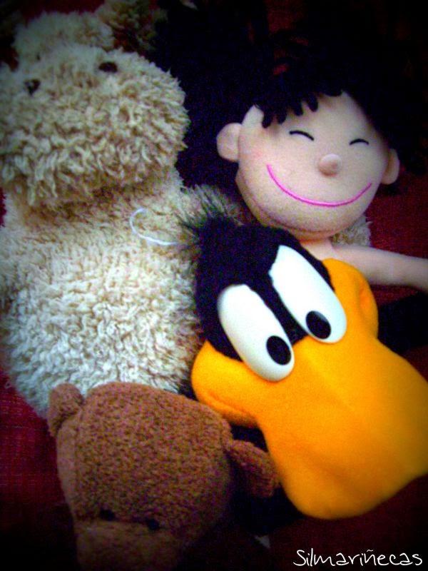 muñecos del rastrillo solidario de basauri