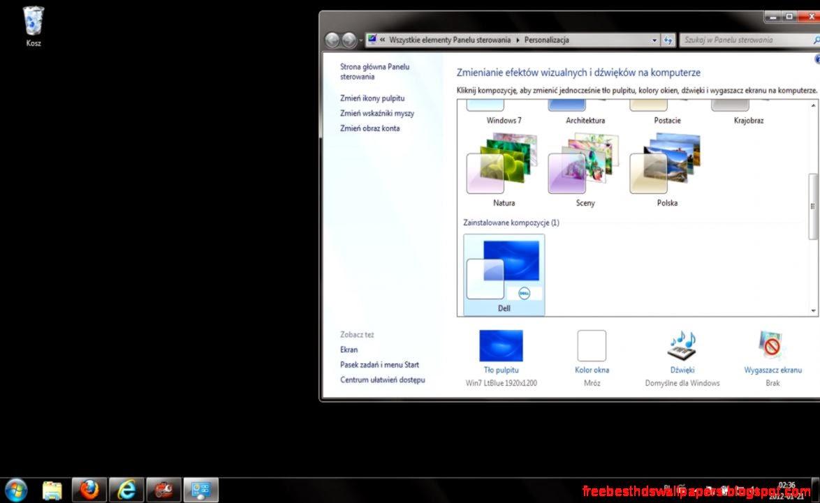 change desktop wallpaper windows 7 free best hd wallpapers