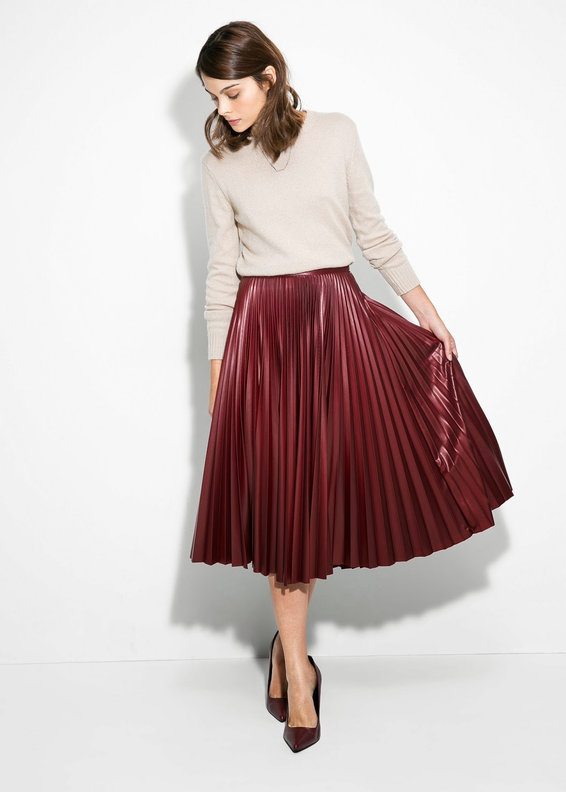 Mode-sty: Pleated Skirt Finds