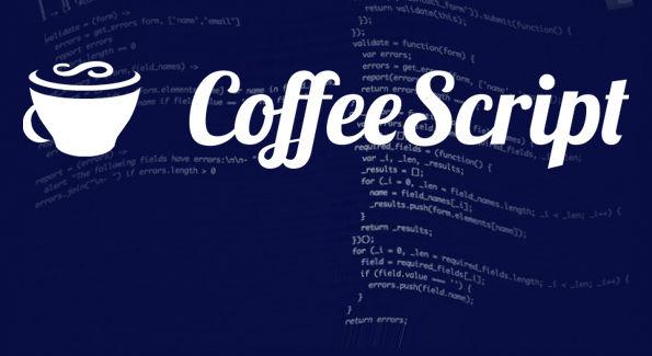 Bahasa Pemrograman CoffeScript