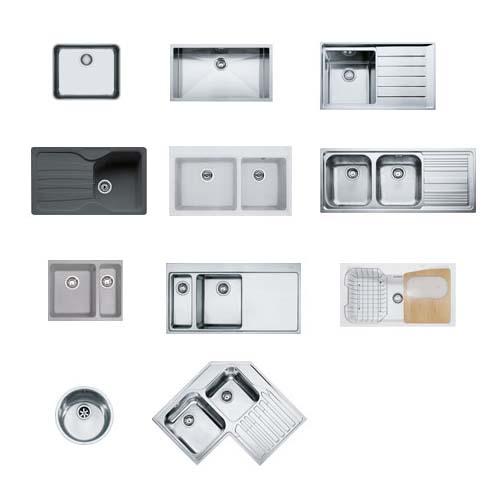 ecco come scegliere il lavello: blog arredamento interior design ... - Dimensioni Lavelli Cucina