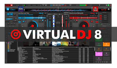 Virtual DJ Pro 8 Full Crack