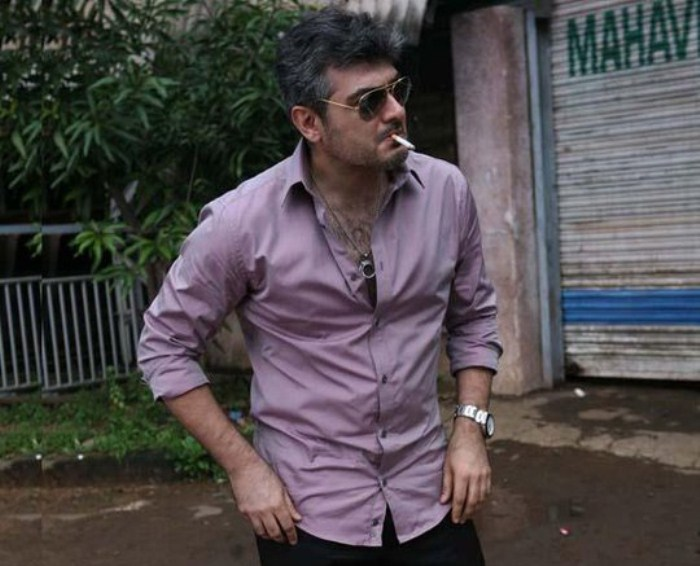 Photo And Wallpapers: latest ultimate star ajith mankatha ...