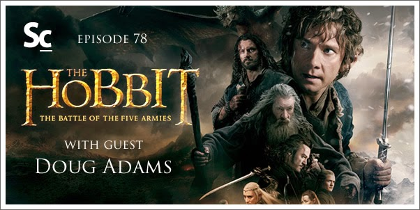 SoundCast Ep. 78 - The Hobbit: The Battle of the Five Armies