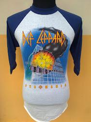 '83 Def Leppard Pyromania