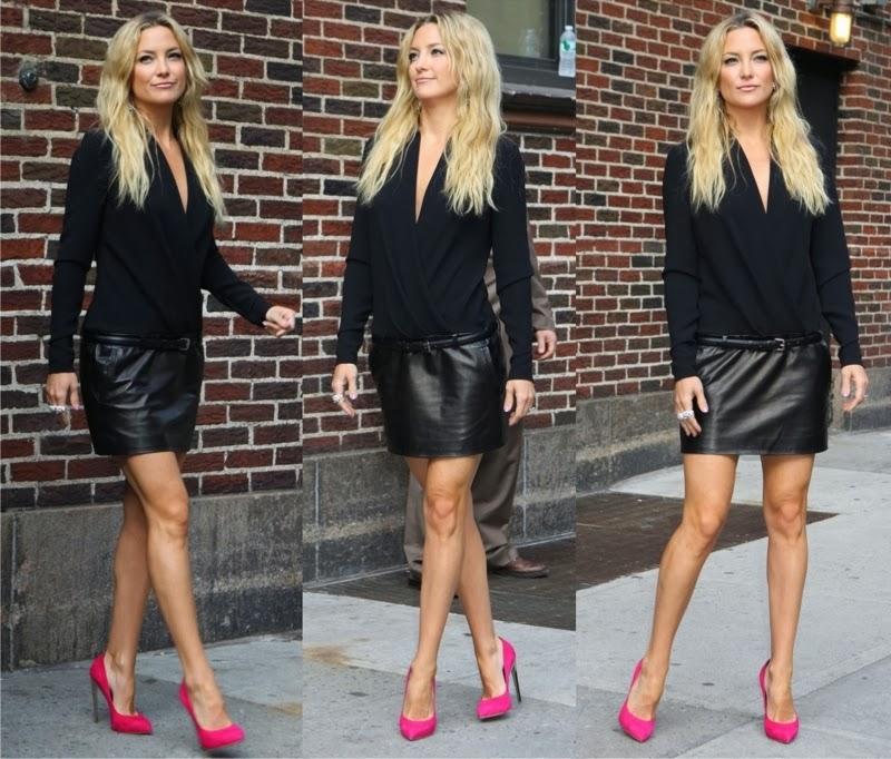 Vestido preto combina com pele morena