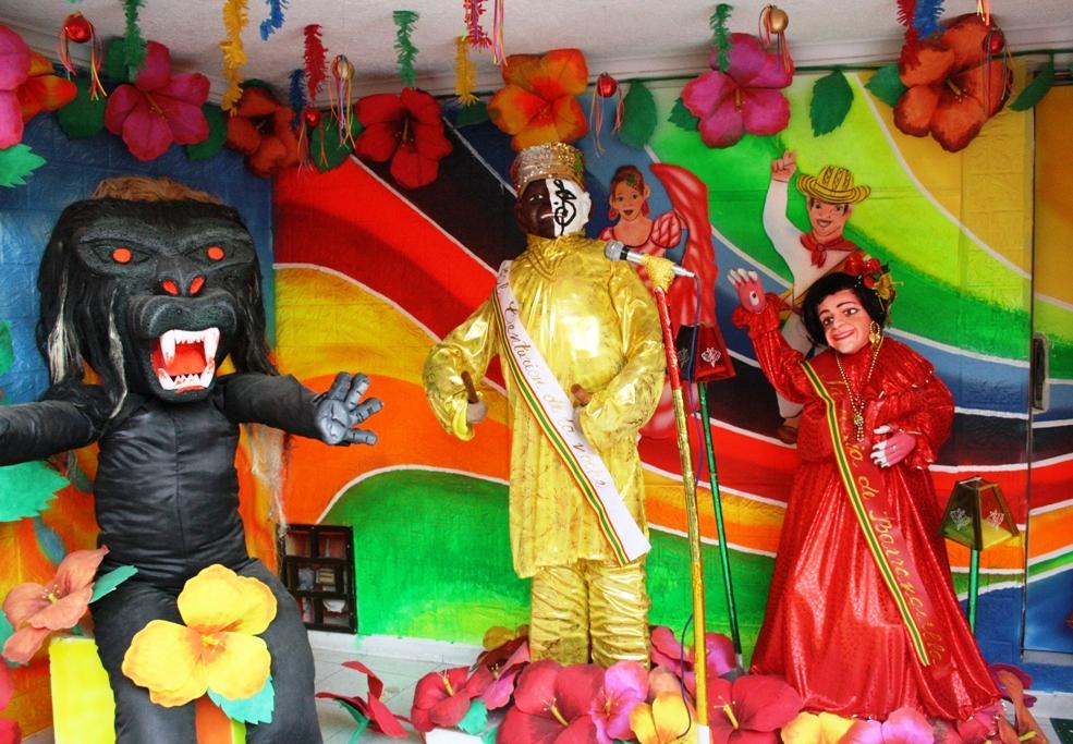 Decoraci n fiesta carnaval imagui for Decoracion del hogar barranquilla