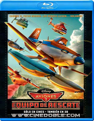 Aviones 2 (2014) 720p Latino