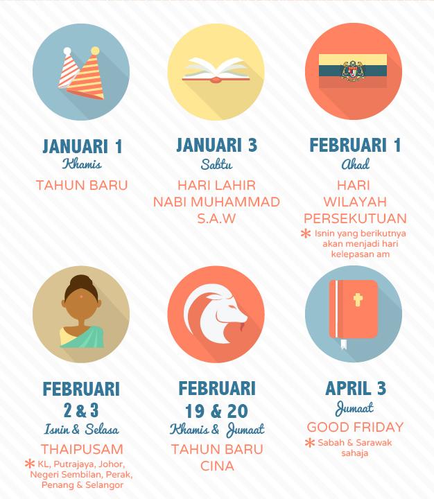 Cuti Malaysia 2015