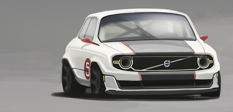 Jagad Car Pictures Volvo Racing