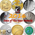 2016 Coin of the Year Awards category winners