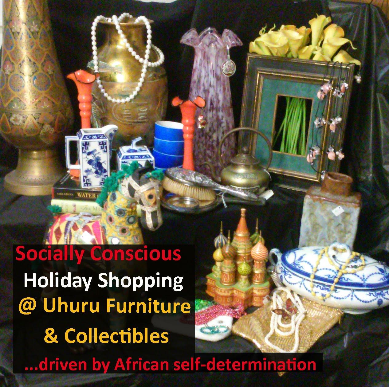 Buy Black Self-Determination! Socially Conscious Holiday Shopping!