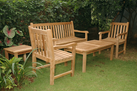 patio wooden furniture painted wooden furniture handmade wooden ...