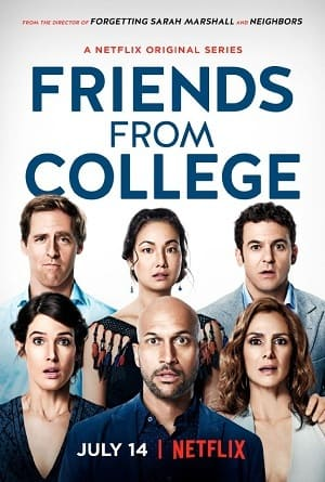 Friends from College - 1ª Temporada Séries Torrent Download capa