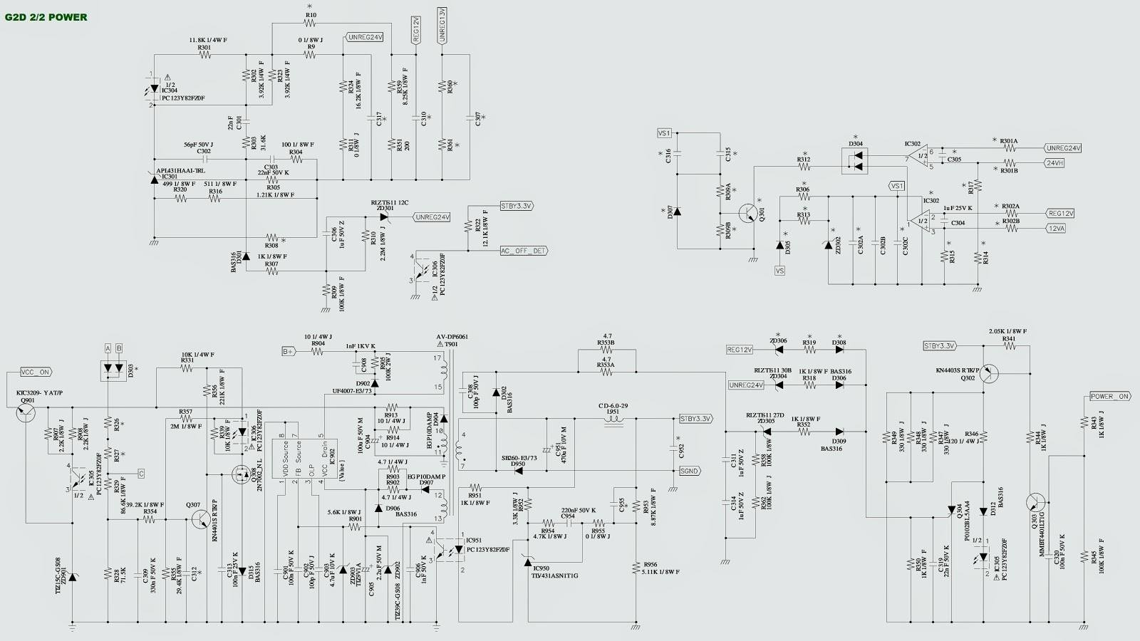 diagram  led lcd tv circuit diagram full version hd quality circuit diagram
