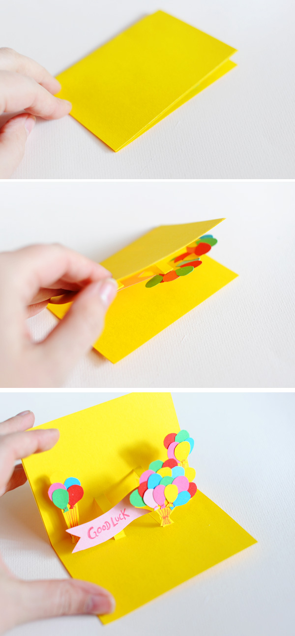 DIY Pop Up Cards – Make a Pop Up Birthday Card