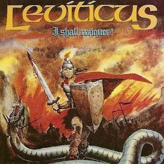Leviticus - I Shall Conquer