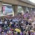 Milhares se manifestam contra governo da Tailândia