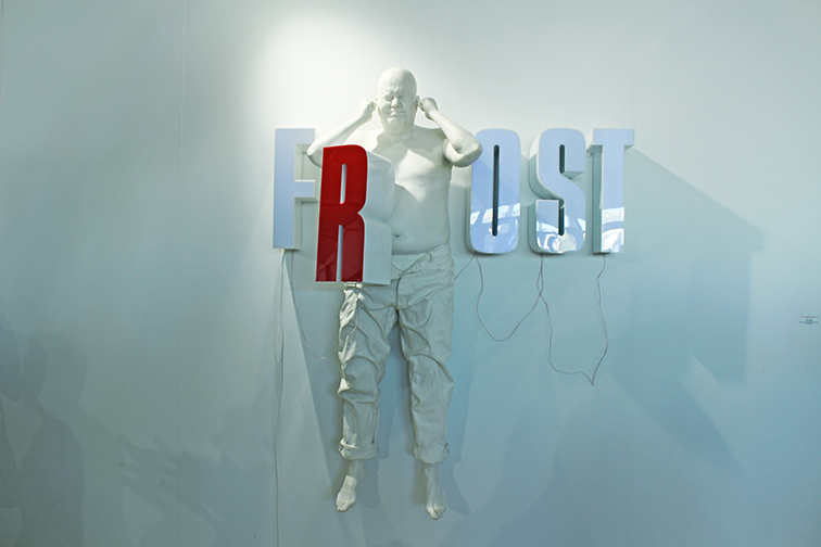 MBAB 2014 Frost by Barnardi Roig, Art Basel