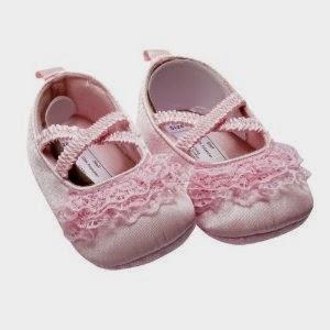 Zapatos, Bautizo, Color Rosa