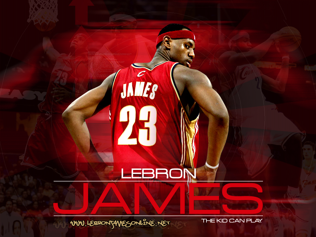 Lebron James - Wallpaper Gallery