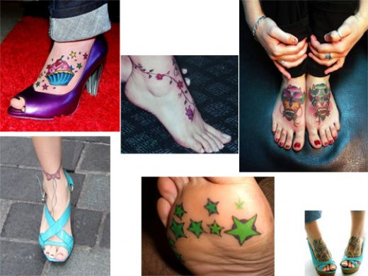 tattoos of quotes on feet. tattoos on feet quotes.