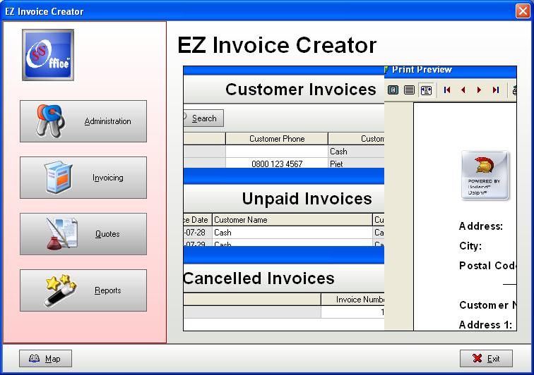 تحميل برنامج SSuite Office - Master Invoice 2.0