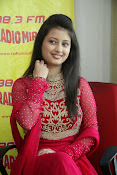 Kanika Tiwari Photos at Radio Mirchi-thumbnail-17