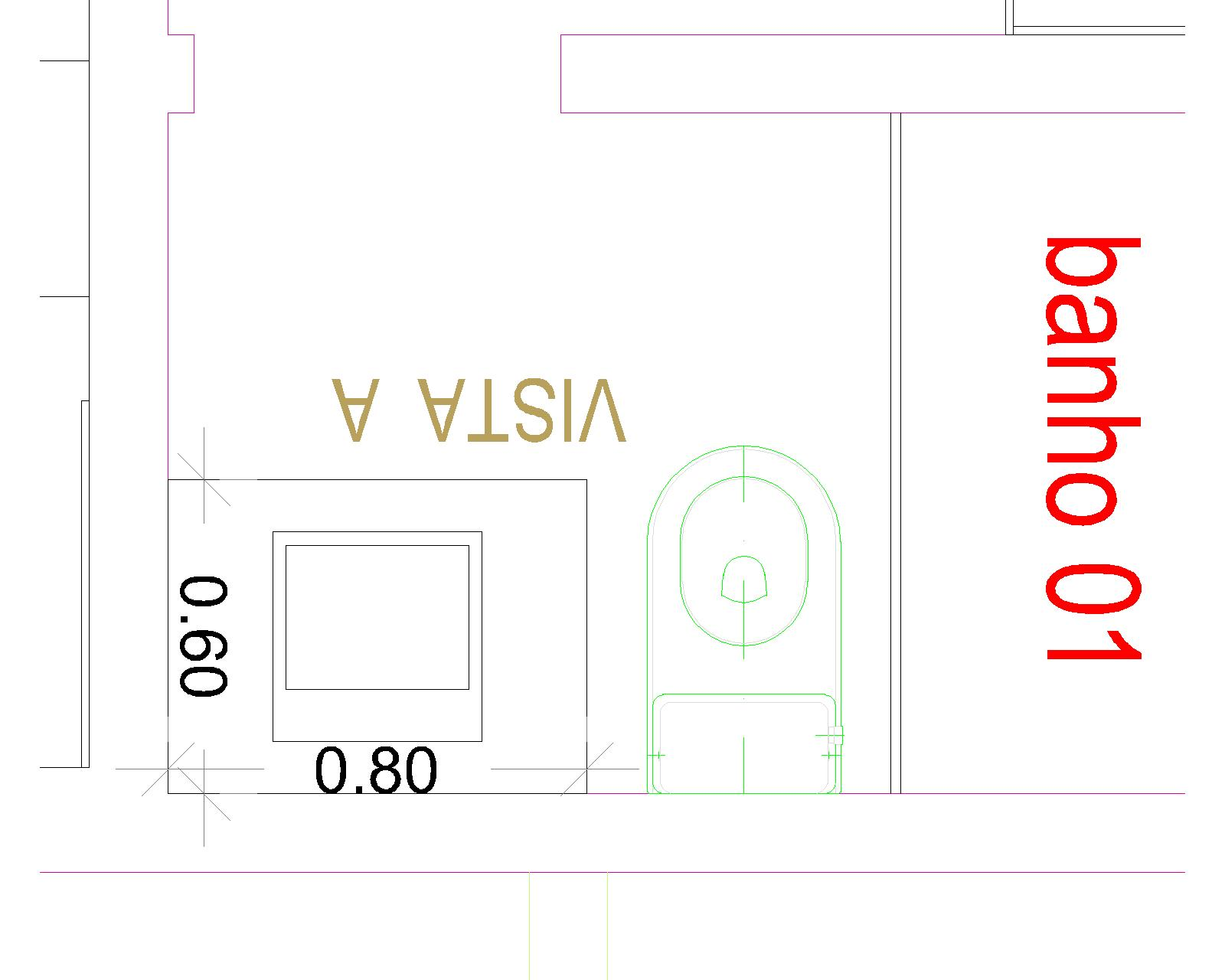 Imagens de #C20909 Ricardo S. Vieira: Projeto: Lavatórios suíte e banheiro social 1600x1280 px 3384 Bloco Cad Lavatório Banheiro