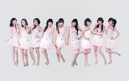 Cherry Belle on Biodata Cherry Belle   Angel Chibi Indonesia Girlband
