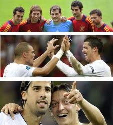 Real Madrid, el club más goleador de la Eurocopa