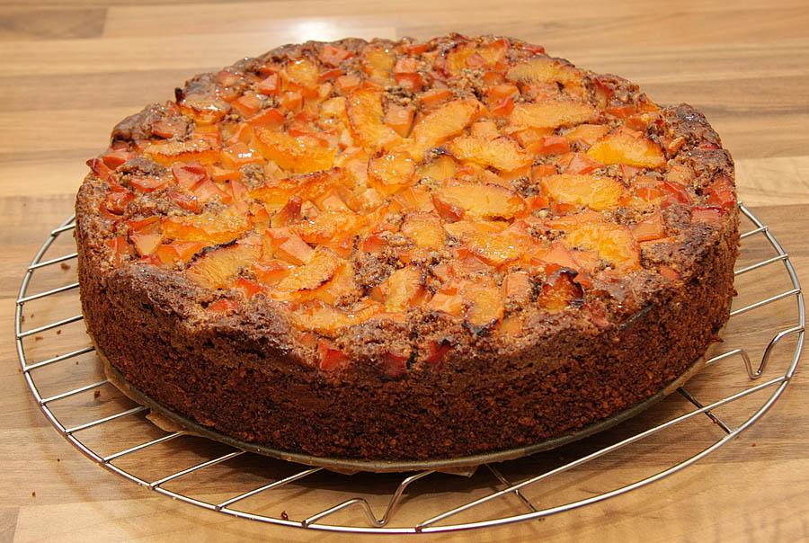 Buntchen rezept quitten orangen kuchen for Fertigküchen