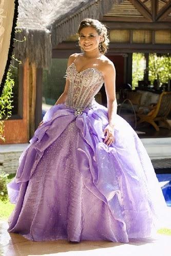 modelo de vestidos de 15 anos - dicas e fotos