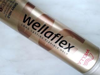 wallafex wella lakier do włosów