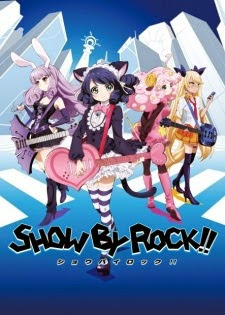 Show by Rock!! 1-13 Sub Indonesia