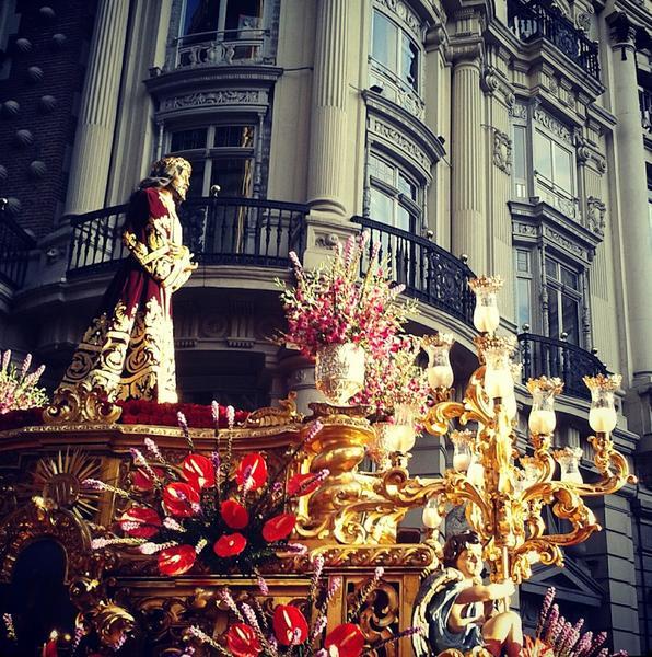 SilvEspecial Disfruta Madrid Semana Santa Silvia Quiros SQ beauty