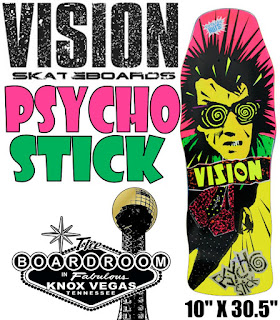 Vision phycho skate