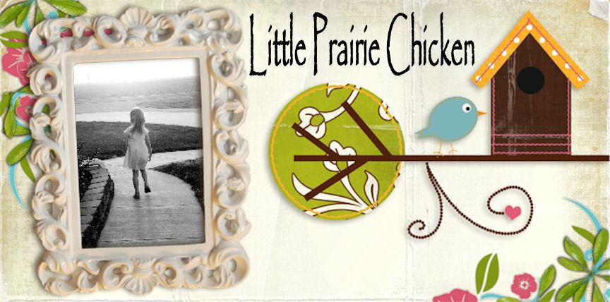 Little Prairie Chicken