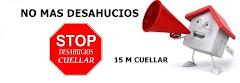 STOP DESAHUCIOS 15 M CUELLAR