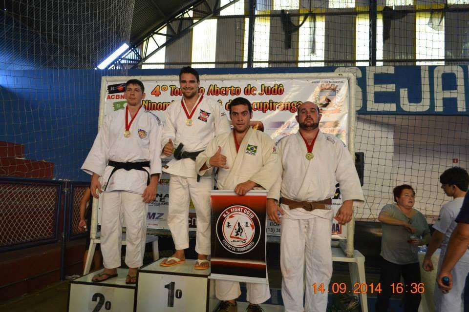 Atletas da Escolinha Municipal de Judô conquistam 2º lugar em Jacupiranga