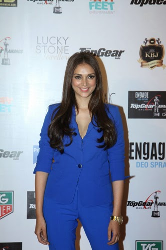 Bollywood Celebs at 6th Top Gear Awards 2013 Event Gallery