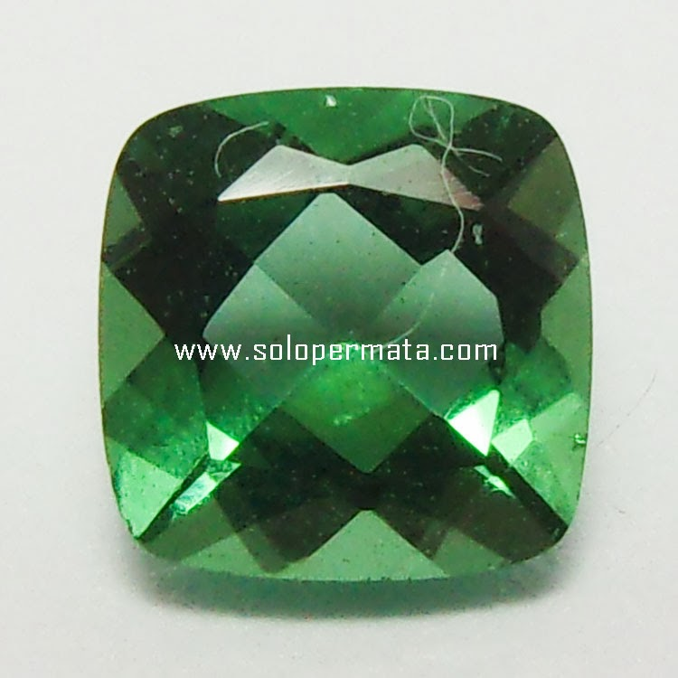 Batu Permata Green Quartzt - 30A04