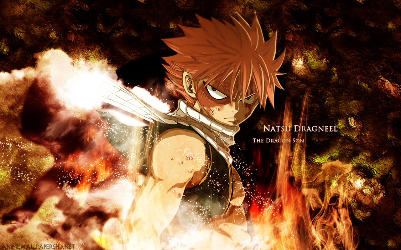 screen walpaper natsu dragneel wallpapers