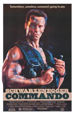 Watch Commando 1985 Megavideo Movie Online