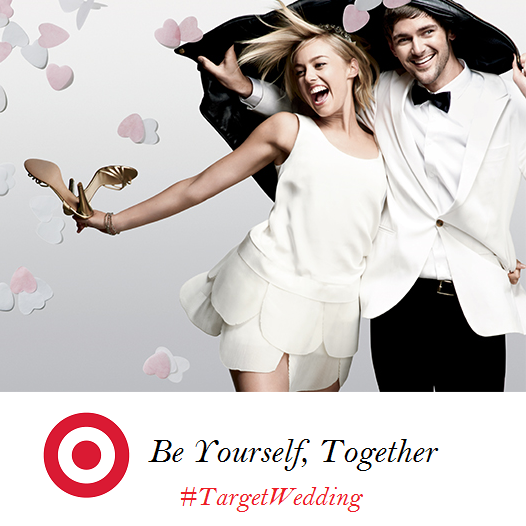 Be Yourself Together #TargetWedding