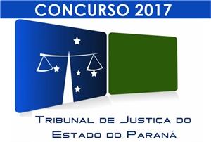 Apostila Tribunal de Justiça do Paraná - TJ PR 2017