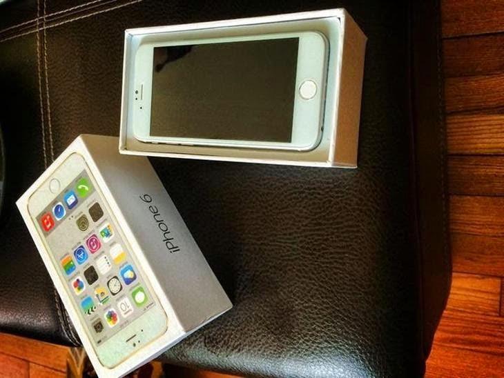 Foto Oficial Del iPhone 6